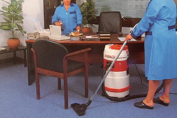 posición consolidada entre empresas limpieza Alcobendas